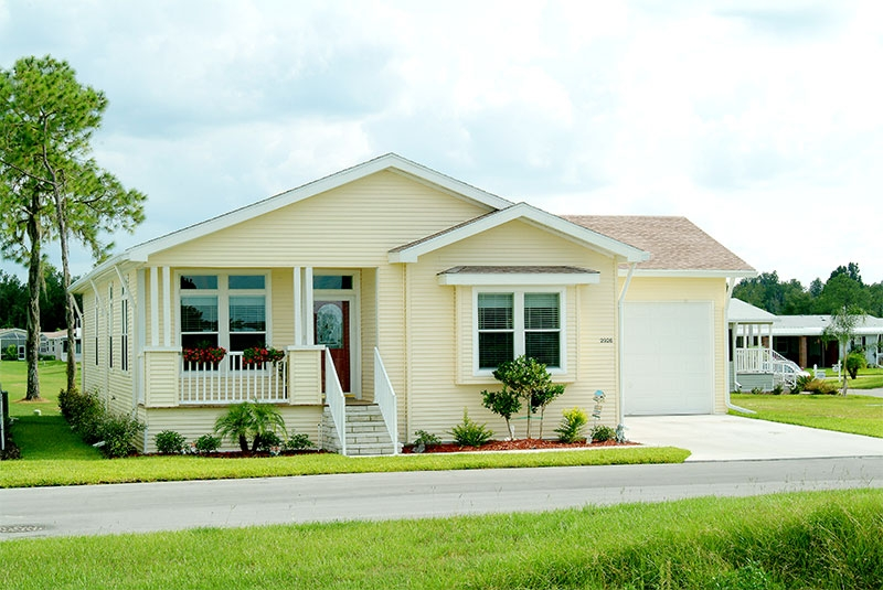 Manufactured home communities florida for Home builders in central pa